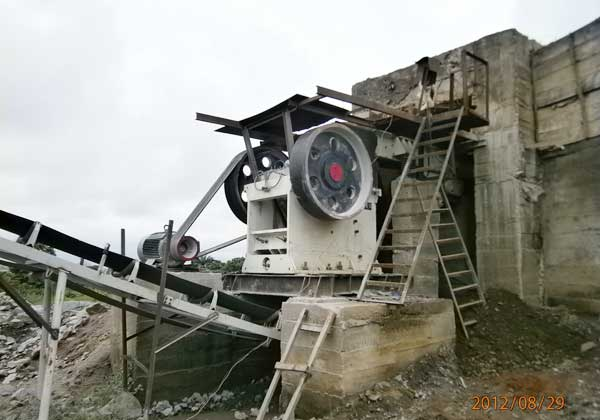 Gold Ore Ball Mills and Floatation Cells - mineral processing ...