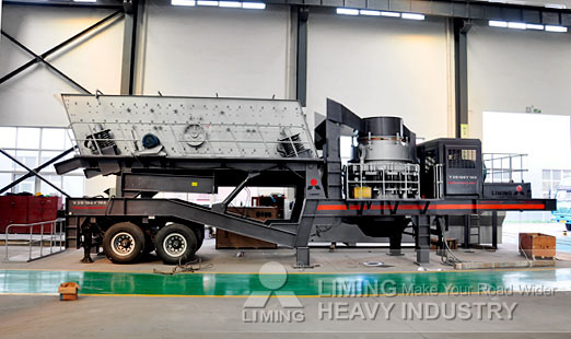 small mobile copper ore concentrator