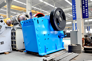 Jaw crusher of Liming Heavy Industry