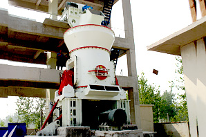 Vertical Mills of Liming Heavy Industry